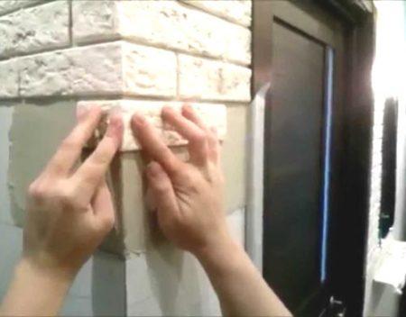 мокрый метод укладки
