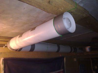 вентиляция гараж