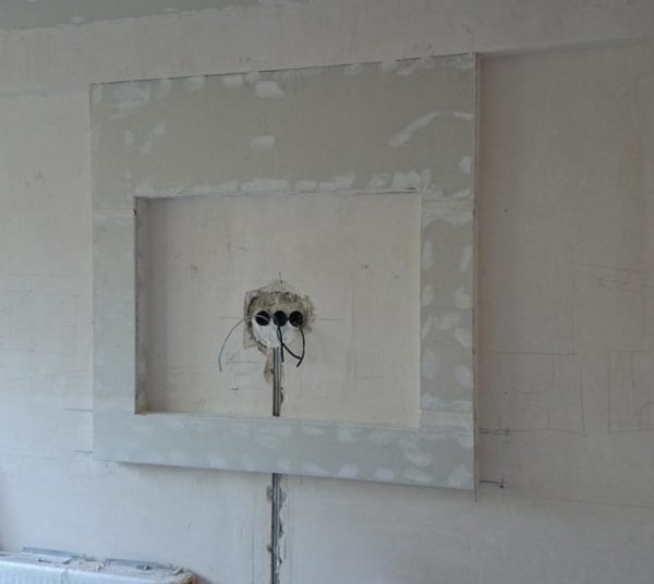 обшивка стенки