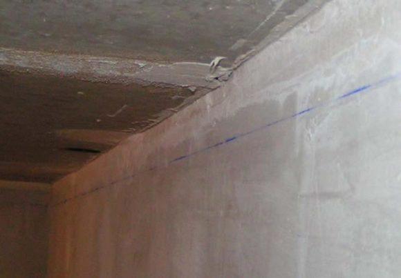 потолок линии