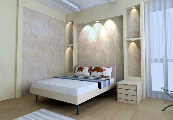 стенка в спальне