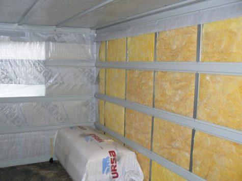 теплоизоляция угловой комнаты