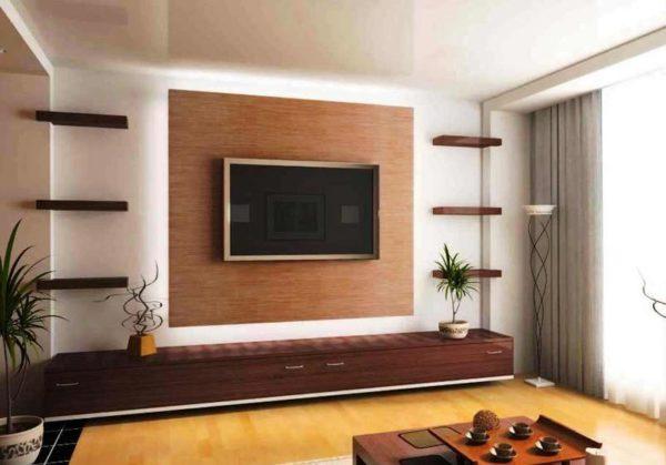 стенка в гостиной