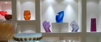 Сборка встроенных полок из гипсокартона в стене