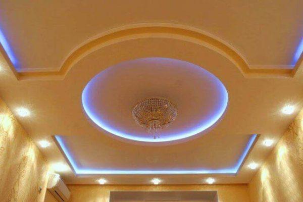 круглый потолок