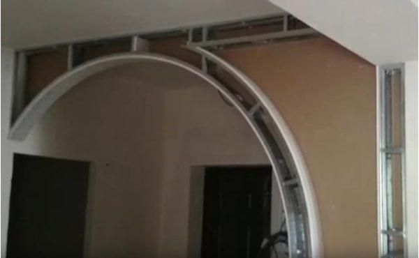 перемычки арки