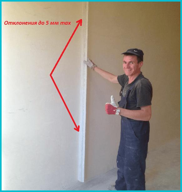 крепление каркаса к стене