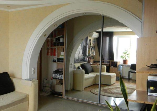 форма арки