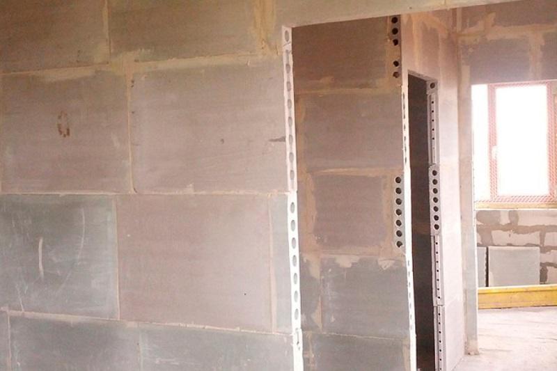 ПГП плиты для стен и перегородок
