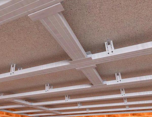 перемычки на потолке