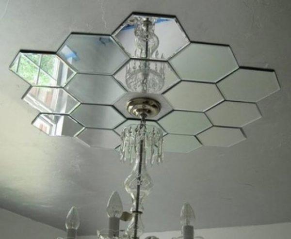 зеркальные узоры