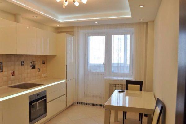 Интерьер и дизайн кухни