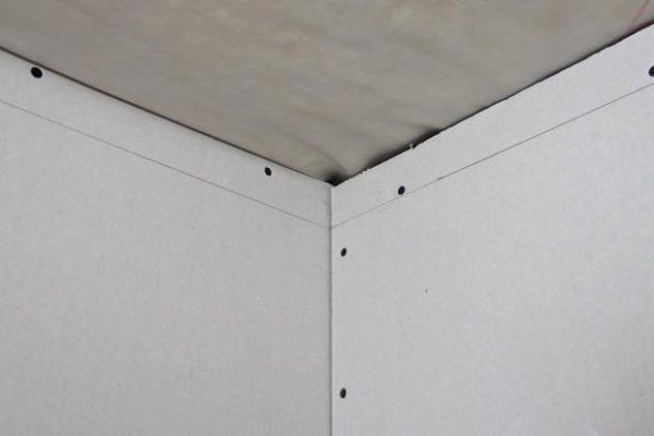 разметка на стене