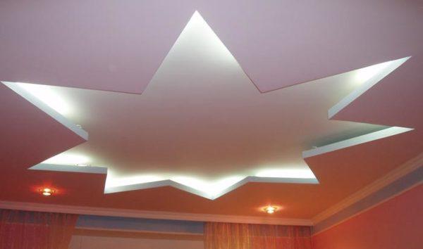 плавающий потолок