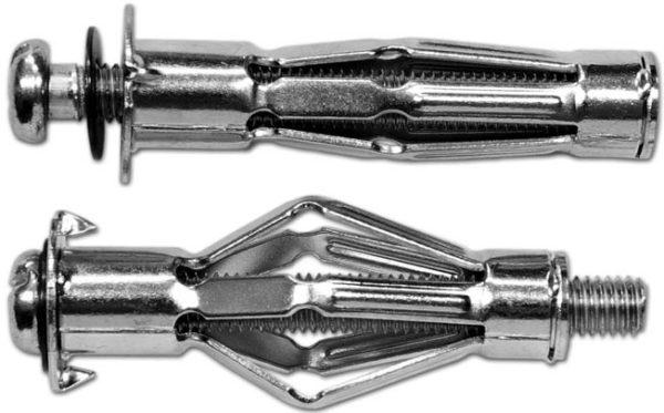металлические дюбель гвозди