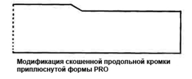 кромка формы PRO