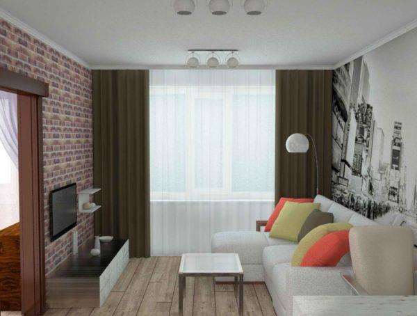 проект комнаты