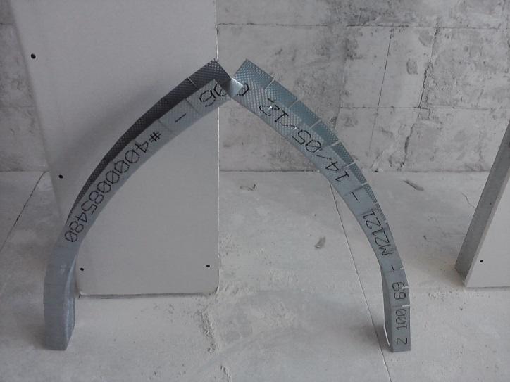 Профиль для арки