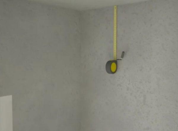 Высота потолка для ГКЛ